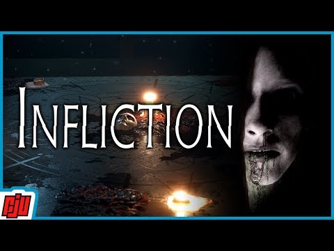 Infliction Part 1 | Horror Game | PC Gameplay Walkthrough