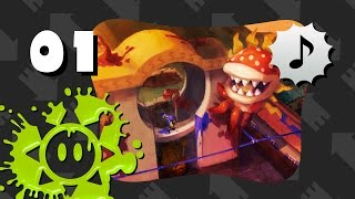 Splatshine Ep 1: Octo Petey Boss Battle (No Commentary, Music by Nathanael Platier)