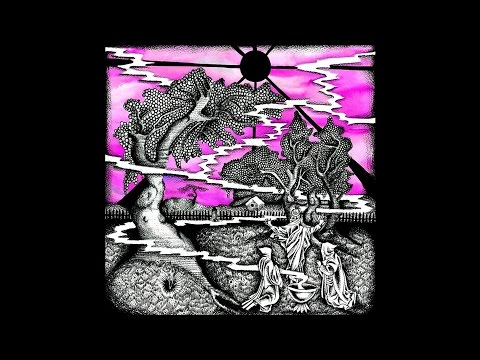 "Horse Lung ""Gethsemane Haze"" (Full Album) 2015 Instrumental Doom Metal"