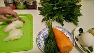 Вкусный суп из Курицы с яйцом и крапивой рецепт Секрета приготовления блюда на обед