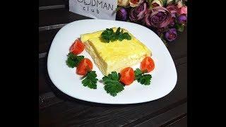 Классический омлет в духовке: рецепт от Foodman.club