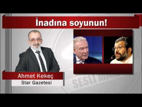 Ahmet Kekeç : İnadına soyunun!