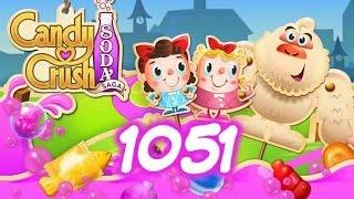 Candy Crush Soda Saga Level 1051