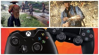RDR 2 громят в Steam. Death Stranding мстит хейтерам. PS5 и Xbox Scarlett сравнили по мощности