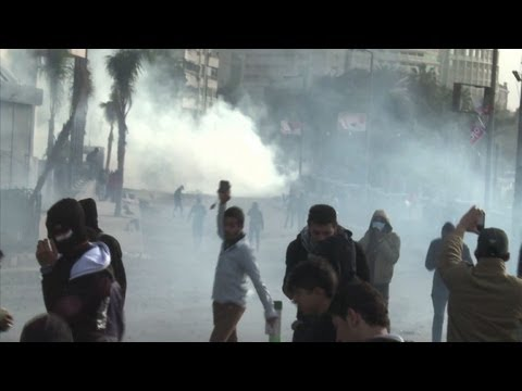 More clashes in Egypt after football verdict