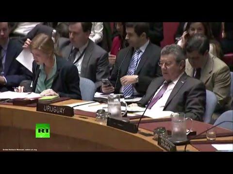 Экстренное заседание Совбеза ООН по Сирии