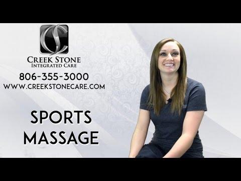 Sports Massage In Amarillo   Creek Stone Amarillo Massage