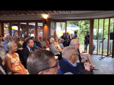 Mary Cairncross Rainforest Discovery Centre Official Opening