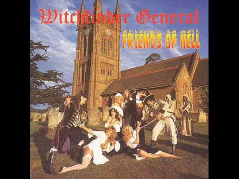 Witchfinder General- Friends Of Hell (FULL ALBUM) 1983