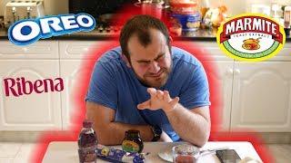 Oreo, Ribena and Marmite | DON'T TRY IT!