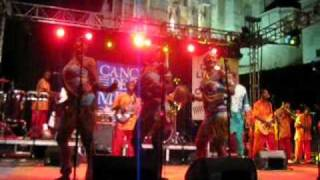 FEMI KUTI - Truth Don Die - live in Palma de Mallorca 2010.wmv