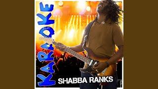 Family Affair (In the Style of Shabba Ranks) (Karaoke Version)