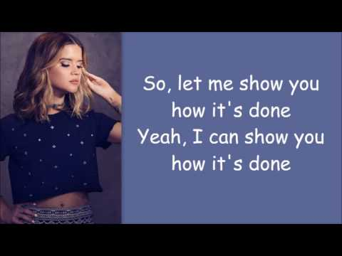 Maren Morris ~ How It's Done (Lyrics)