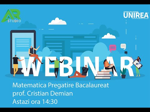 Webinar Matematica Daily - Pregatire Bacalaureat 2020 from YouTube · Duration:  48 minutes 47 seconds