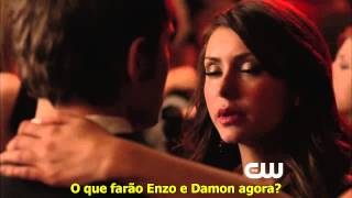 The Vampire Diaries 5x13 Promo Estendida  Total Eclipse of the Heart [Legendado PT BR]