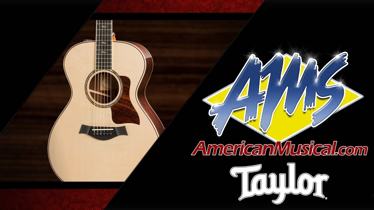 Taylor Grand Concert - American Musical Supply