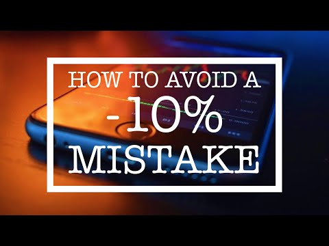 I Lost $312 Trading Stocks From A Simple Mistake | Investing 101