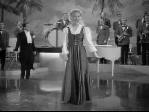 Old Man Mose - Betty Hutton (1939)