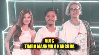 | Malika Mahat Paul Shah-Timro Mannma A Kanchha BTS Vlog Day 01 |