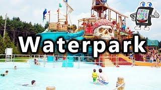 WATER PARK: WATER STUNT & RIDES App Deutsch - SO VIELE RUTSCHEN! RIESIGER AQUAPARK 3D! Spiel mit mir