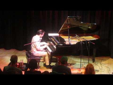 "Jason Rebello solo - @Seven Arts 18-5-17 ""Play Piano Play"""