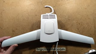 teardown-of-a-hot-air-coat-hanger-for-drying-clothes
