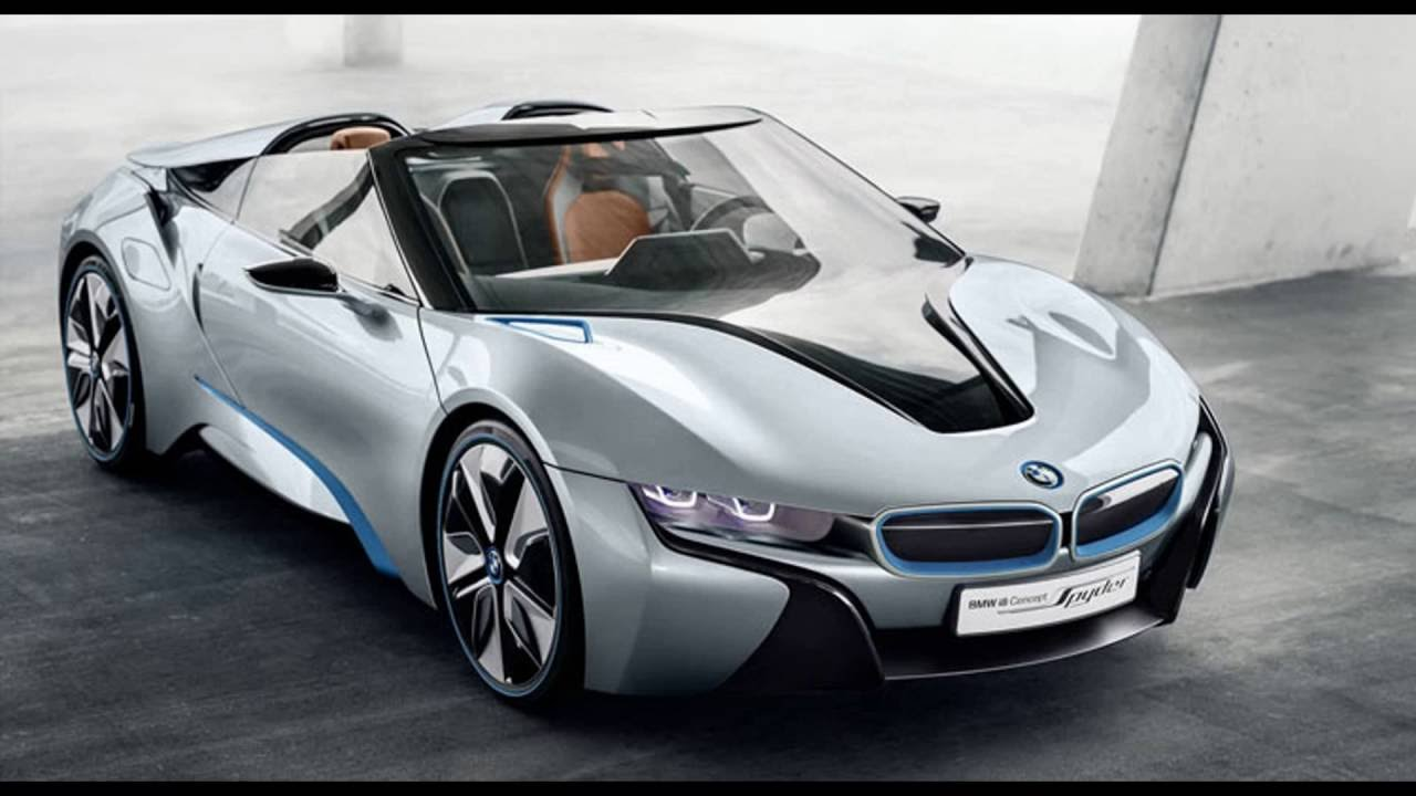 The 2018 Bmw I8 Roadster Youtube