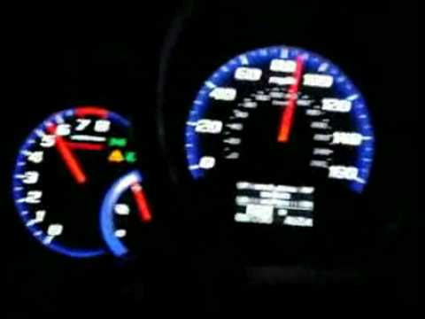 2007 Acura RDX Turbo WTech Package Acceleration 0  YouTube