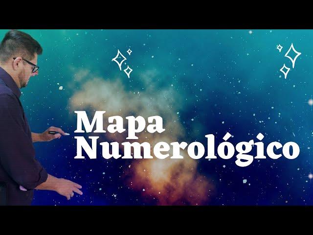 Mapa Numerológico  o que você precisa saber [Numerologia Cabalística]