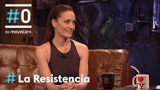 LA RESISTENCIA - Ana Asensio presenta Most Beautiful Island   #LaResistencia 06.02.2018