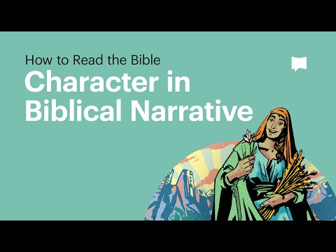 Character in Biblical Narrative