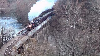 HiDef: 21st Century Steam - Southern 630 Knoxville to Asheville