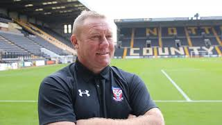 Notts County 0-3 York City | Steve Watson Post-Match