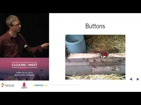How Clojure Saved My Chickens