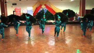 Cultural Talent Show: Kamalini Jeyachandran -Children