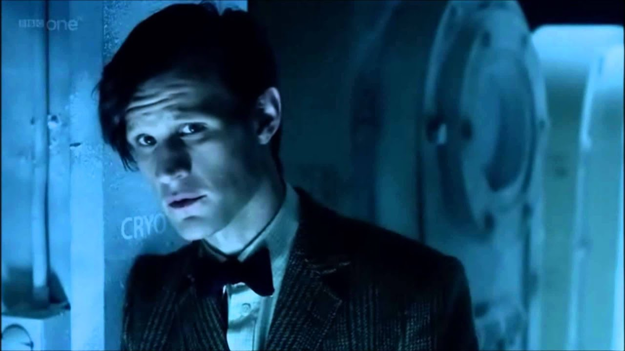 Doctor Who - A Christmas Carol - Ghost of Christmas Future - YouTube