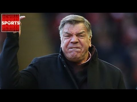 SAM ALLARDYCE OUT As England Manager