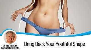 Tummy Options - Weight Loss? Exercise? Liposuction? Thermage Skin Tightening?