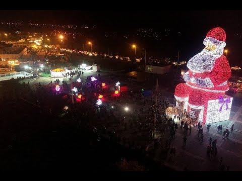 Pai Natal em Águeda - 2018