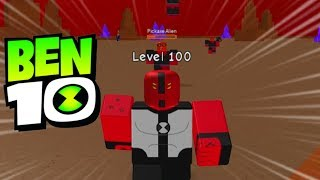 Roblox Ben 10 Teleported To Another Dimension! Roblox Ben 10 Universal Showdown