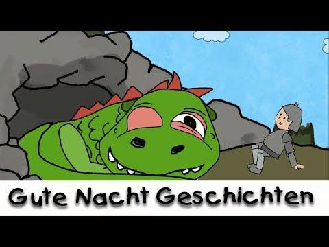 Gute Nacht Geschichte: Der schlafende Drache || Geschichten für Kinder