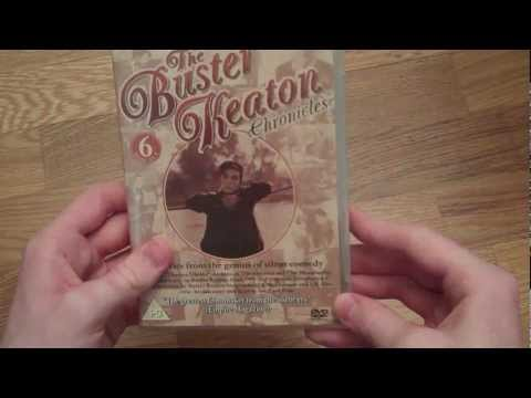 'The Buster Keaton Chronicles' DVD Box Set, Review