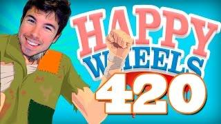 HAPPY WHEELS: Episodio 420