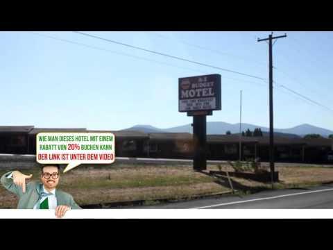A-1 Budget Motel, Klamath Falls (Oregon), USA