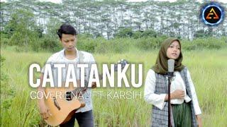 Download lagu Catatanku - Enal ft Karsih | Melly Goeslow Ft Baim