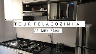 TOUR PELA COZINHA | PREÇO DOS PLANEJADOS | AP MRV #303