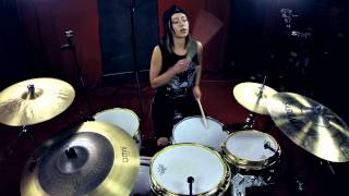 Download Video Lindsey Raye Ward - The Veronicas - Cruel (Drum Cover) MP3 3GP MP4