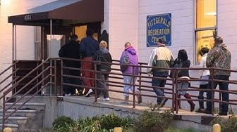 Polling Stations See Long Voting Lines Across US
