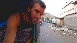 INDIA UNEDITED: This is INSANE! Crazy Rickshaw Ride