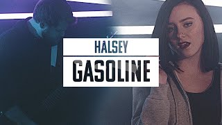 Snowfall feat.  Audra Miller // Gasoline  (Halsey Cover)